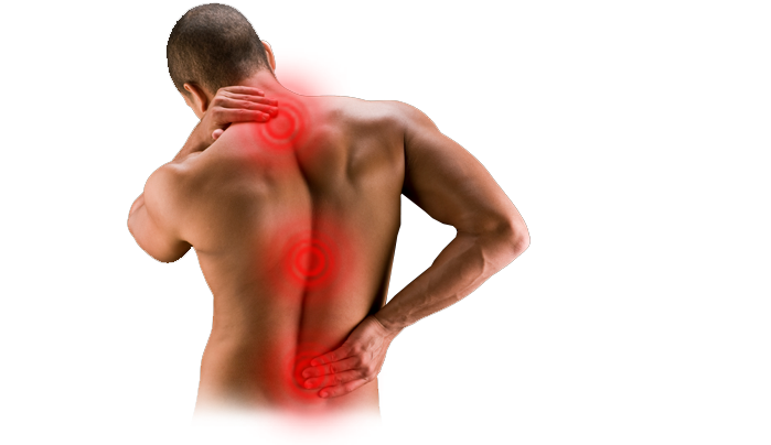 How does age affect the ratio of people with upper back pain to lower back pain?