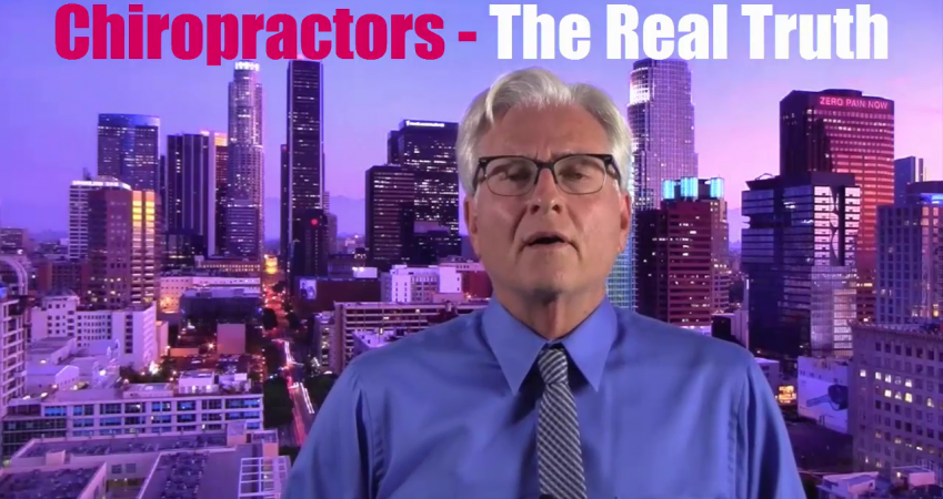 Chiropractors – The Real Truth. If you've ever even considered going to a chiropractor you need to know