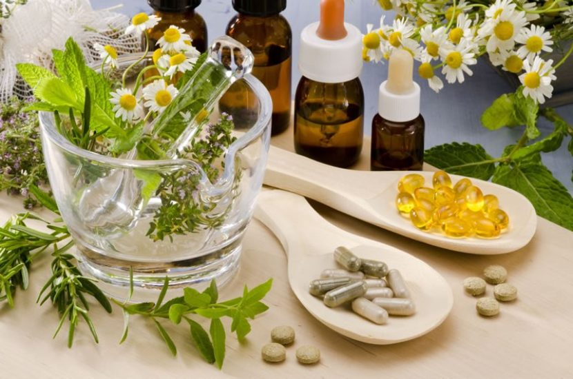 What herbal medicine is good for cervical spine pain and herniated discs?