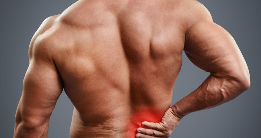 What can I do to ease, lower back, pain naturally?