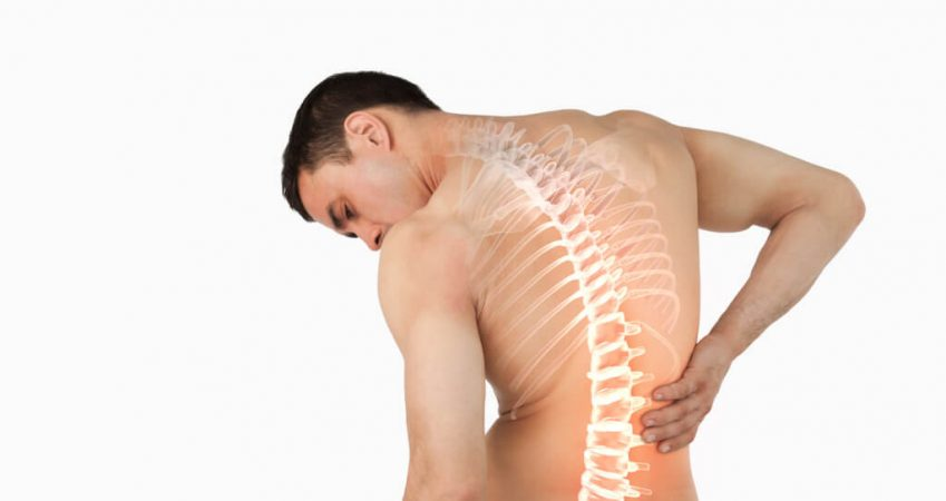 What might be the reason for my back pain?