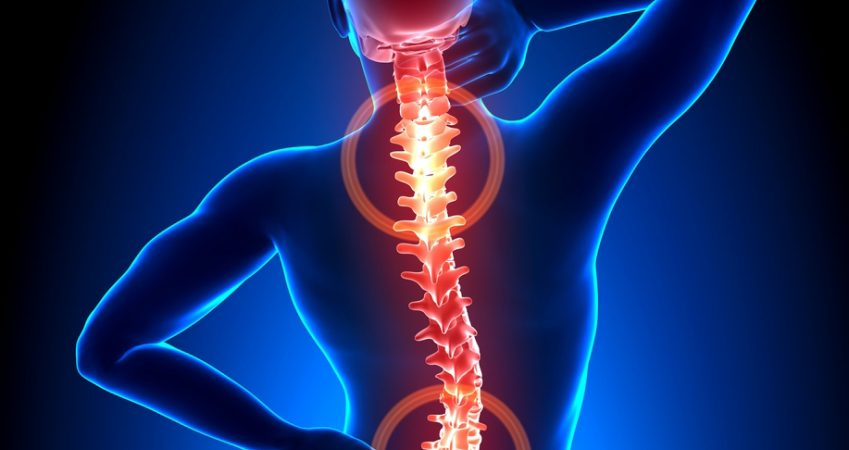 What is the treatment for 3 herniated discs?