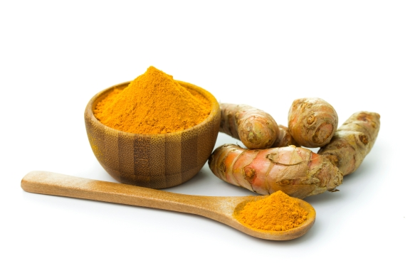 Does turmeric and ginger work for joint pain?