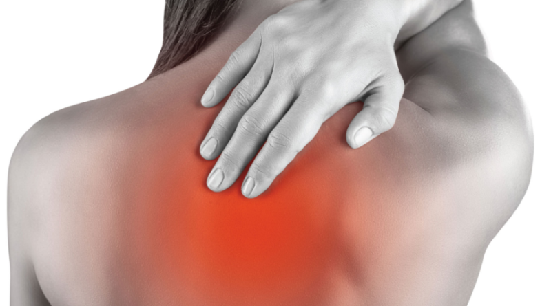 What's a good remedy for upper back pain?
